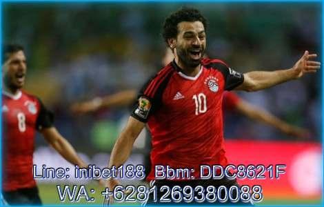 Arab Saudi vs Mesir 25 Juni 2018 | inibet188