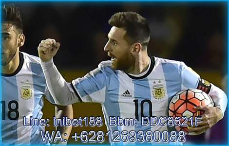 Argentina Vs Kroasia 22 Juni 2018 | inibet188