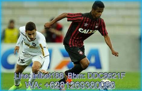 Botafogo Vs Atletico PR14 Juni 2018 | inibet188
