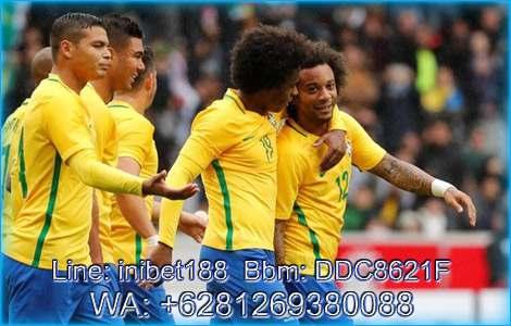 Brasil Vs Swiss 18 Juni 2018 | inibet188