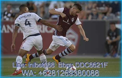 Colorado Rapids Vs Chicago Fire 14 Juni 2018 | inibet188