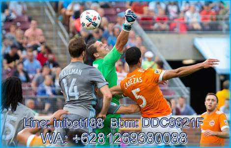 Houston Dynamo VS Minnesota United 19 Juni 2018