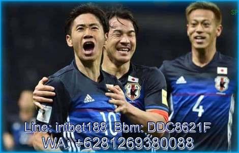 Jepang vs Paraguay 12 Juni 2018 | inibet188