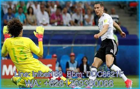 Jerman vs Arab Saudi 9 Juni 2018 | inibet188