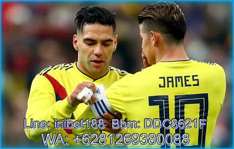 Kolombia Vs Jepang 19 Juni 2018 | inibet188