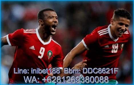 Moroko vs Iran 15 Juni 2018 | inibet188