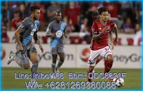 Minnesota United Vs Dallas 30 Juni 2018 | inibet188
