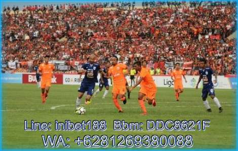 PS TIRA Vs Persija 8 Juni 2018 | Inibet188