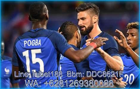 Perancis vs Amerika Serikat 10 Juni 2018 | inibet188