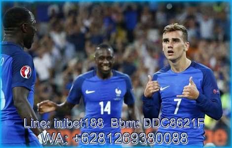 Perancis Vs Peru 21 Juni 2018