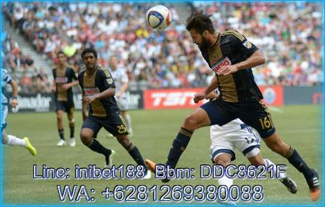 Philadelphia Union VS Vancouver Whitecaps 24 Juni 2018 | inibet188