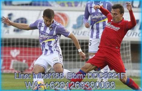 Real Valladolid Vs Numancia 17 Juni 2018 | inibet188
