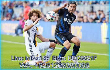SJ Earthquakes Vs LA Galaxy 1 Juli 2018 | inibet188