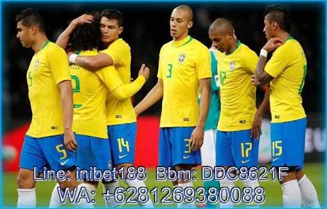 Serbia Vs Brasil 28 Juni 2018 | inibet188