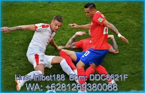 Serbia vs Swiss 23 Juni 2018 | inibet188