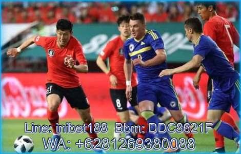 Swedia Vs Korea Selatan 18 Juni 2018 | inibet188