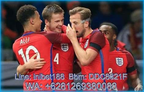 Tunisia Vs Inggris 19 Juni 2018 | inibet188