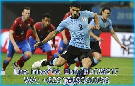 Uruguay Vs Arab Saudi 20 Juni 2018 | inibet188