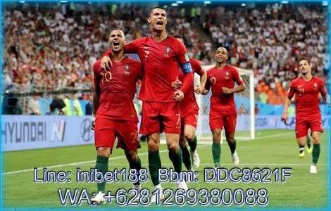 Uruguay VS Portugal 1 Juli 2018 | inibet188