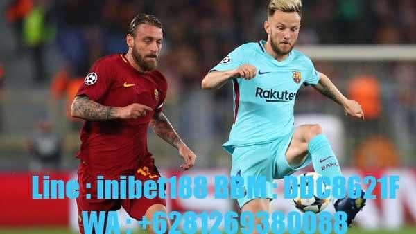 Prediksi Skor Barcelona vs Roma