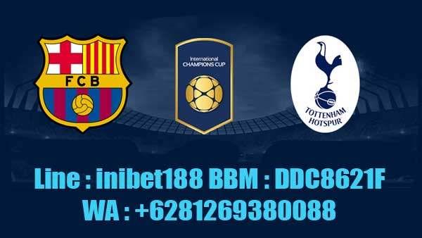 Prediksi Skor Barcelona vs Tottenham