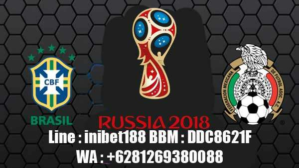 Prediksi Brazil vs Meksiko