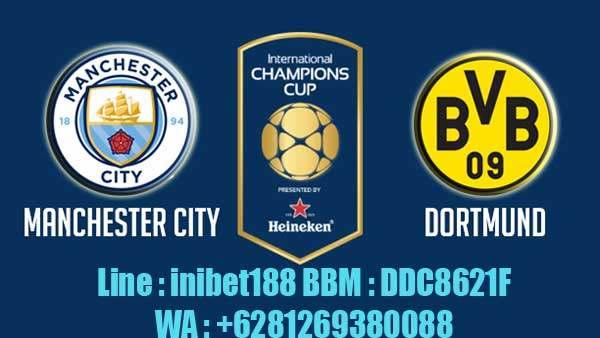 Prediksi Skor Manchester City vs Borussia Dortmund