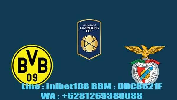 Prediksi Skor Borussia Dortmund vs Benfica