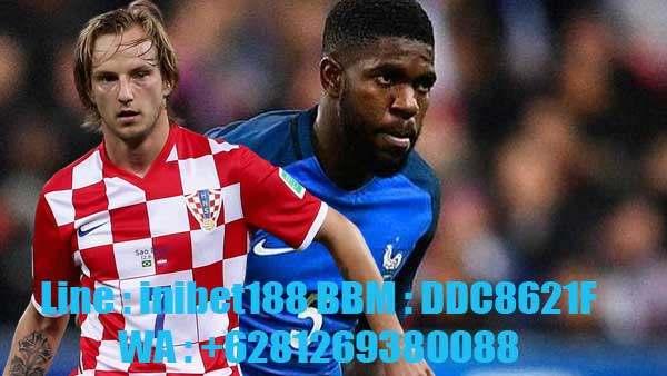 Prediksi Skor Prancis vs Kroasia