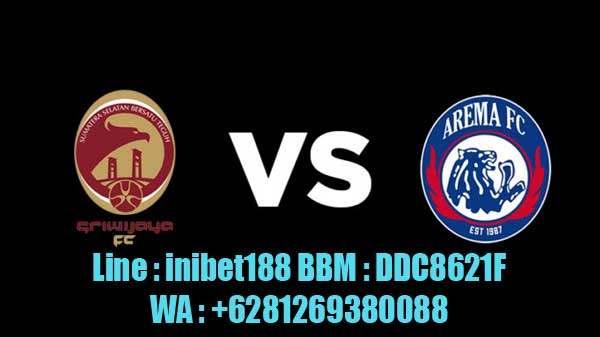 Prediksi Skor Sriwijaya vs Arema 21 Juli 2018