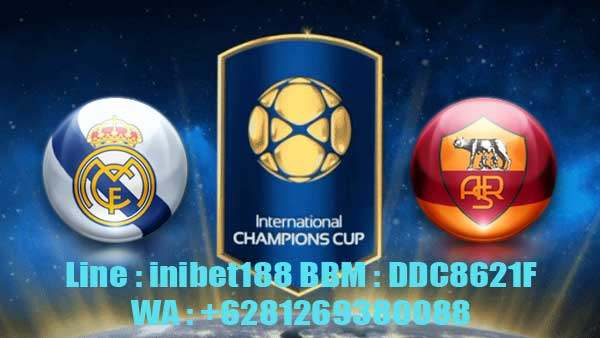 Prediksi Skor Real Madrid vs AS Roma