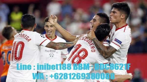 Prediksi Skor Sigma Olomouc vs Sevilla