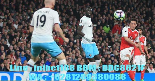 Prediksi Skor Arsenal vs West Ham United