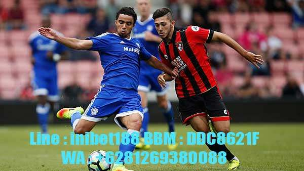 Prediksi Skor Bournemouth vs Cardiff City