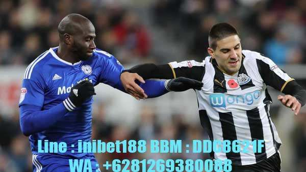 Prediksi Skor Cardiff City vs Newcastle United
