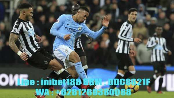 Prediksi Skor Manchester City vs Newcastle United