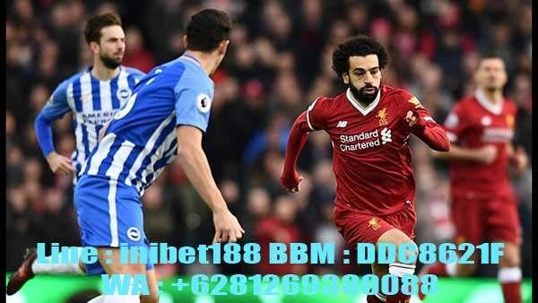 Prediksi Skor Liverpool vs Brighton & Hove Albion