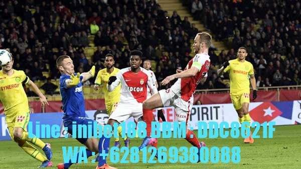 Prediksi Skor Nantes vs AS Monaco