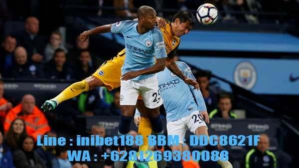 Prediksi Skor Manchester City vs Brighton & Hove Albion