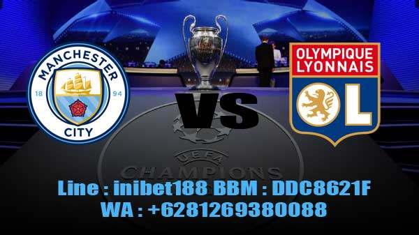 Prediksi Skor Manchester City vs Lyon