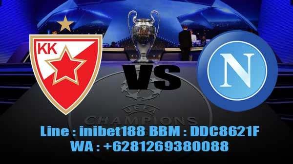 Prediksi Skor Crvena Zvezda vs Napoli