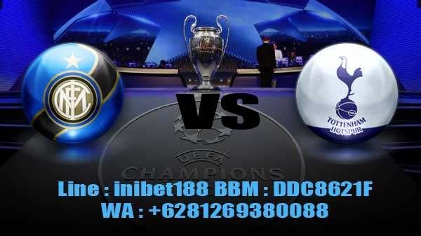 Prediksi Skor Inter Milan vs Tottenham