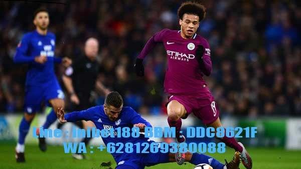 Prediksi Skor Cardiff City vs Manchester City