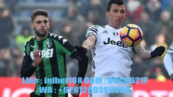 Prediksi Skor Juventus vs Sassuolo