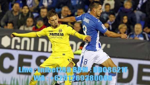 Prediksi Skor Leganes vs Villarreal