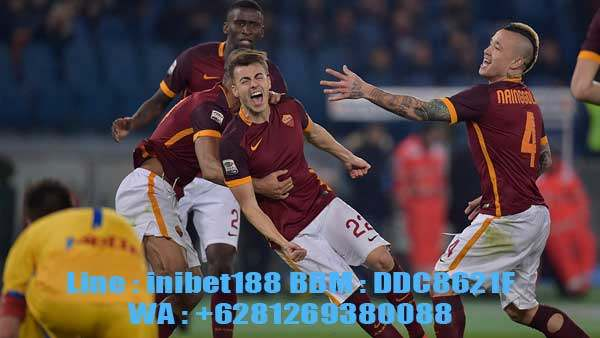 Prediksi Skor AS Roma vs Frosinone