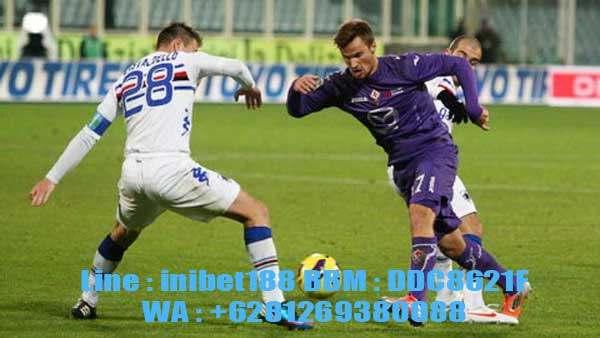 Prediksi Skor Sampdoria vs Fiorentina