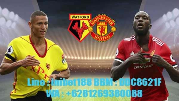 Prediksi Skor Watford vs Manchester United